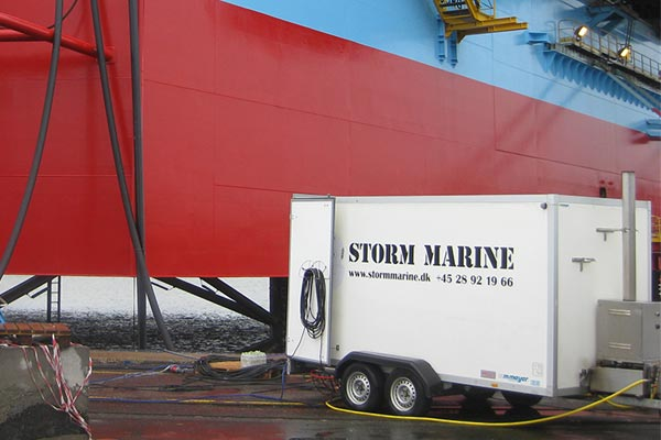 Storm Marine Dykkertrailer